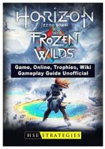 HORIZON ZERO DAWN THE FROZEN WILDS GAME,