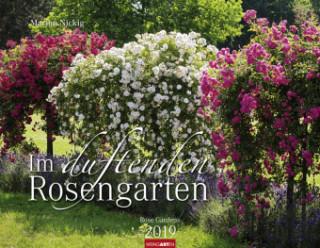 Im duftenden Rosengarten 2019
