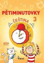 Pětiminutovky Čeština 3