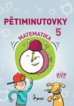 Pětiminutovky Matematika 5