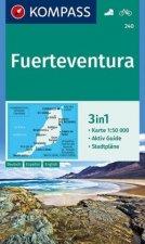 Fuerteventura 240 NKOM 1:50T