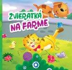 Zvieratká na farme - malé leporelo