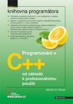 Programování v C++ od základů k profesionálnímu použití