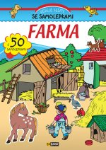 Veselé sešity se samolepkami Farma