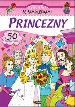 Veselé sešity se samolepkami Princezny