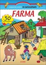 Zábavné zošity so samolepkami Farma