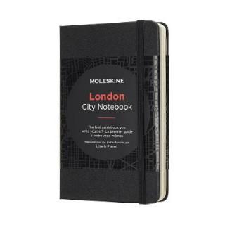 Moleskine City Notebook London Pocket Hard