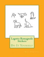 Lagotto Romagnolo Stickers: Do It Yourself