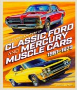 Complete Book of Classic Ford and Mercury Muscle Cars