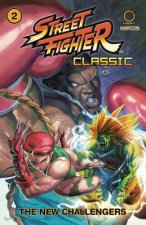 Street Fighter Classic Volume 2