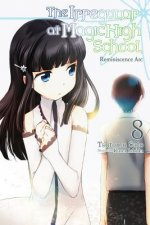 Irregular at Magic High School, Vol. 8 (light novel)