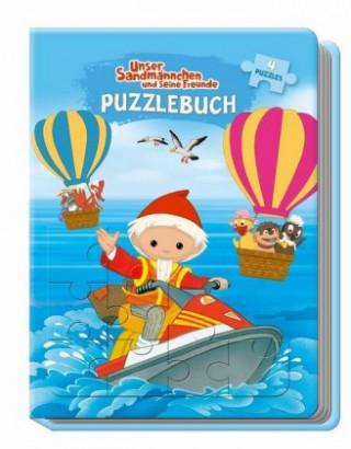 Unser Sandmännchen und seine Freunde Puzzlebuch