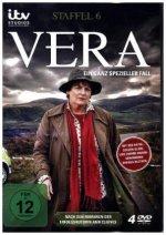 Vera. Staffel.6, 4 DVD