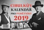 Cibulkův kalendář pro pamětníky 2019
