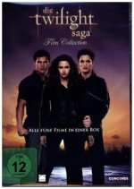 Die Twilight-Saga Film Collection (1-5), 5 DVD