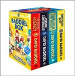 Blockbuster Baddiel Box (The Person Controller, The Parent Agency, AniMalcolm, Birthday Boy)