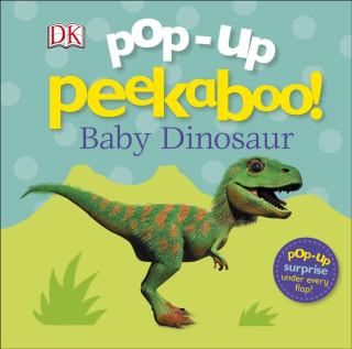 Pop-Up Peekaboo! Baby Dinosaur