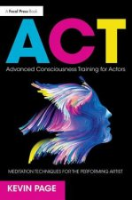 Advanced Consciousness Training for Actors