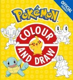 Official Pokemon Colour and Draw