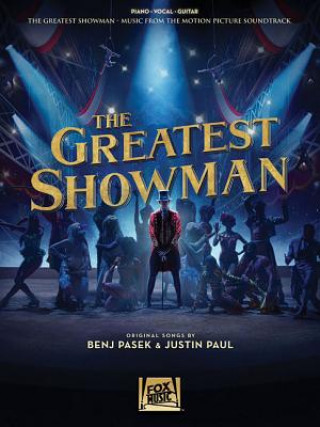 Greatest Showman - Piano, Vocal & Guitar
