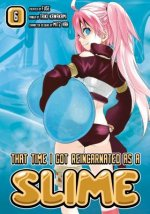 That Time I Got Reincarnated As A Slime 6