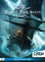 Modrá CREW 6 Dlouhý John Silver 1+2
