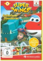 Super Wings - Entlaufener Dinosaurier, 1 DVD