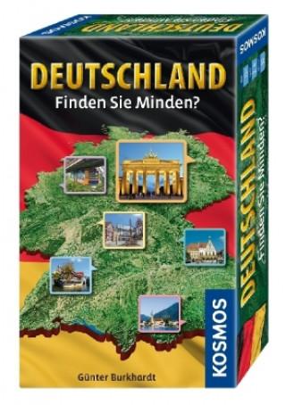 Deutschland - Finden Sie Minden?