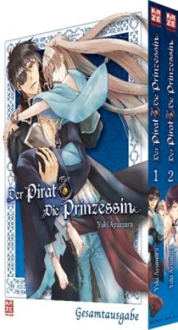 Der Pirat und die Prinzessin - Gesamtausgabe