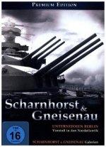 Scharnhorst & Gneisenau, 1 DVD