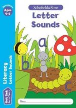 Get Set Literacy: Letter Sounds, Early Years Foundation Stage, Ages 4-5