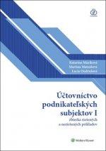 Účtovníctvo podnikateľských subjektov I