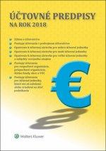 Účtovné predpisy na rok 2018