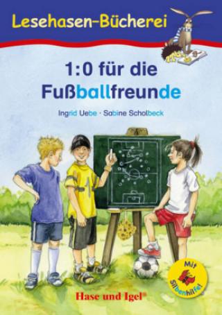 1:0 für die Fußballfreunde / Silbenhilfe