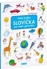 Velká knížka Slovíčka pro malé vypravěče