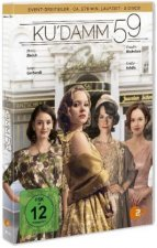 Ku'damm 59, 2 DVD