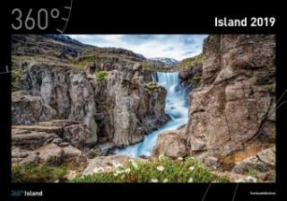 360° Island Kalender 2019