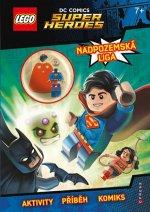 LEGO DC Comics Nadpozemská liga