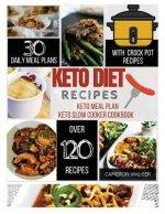 Keto Diet Recipes: Keto Meal Plan, Keto Slow Cooker