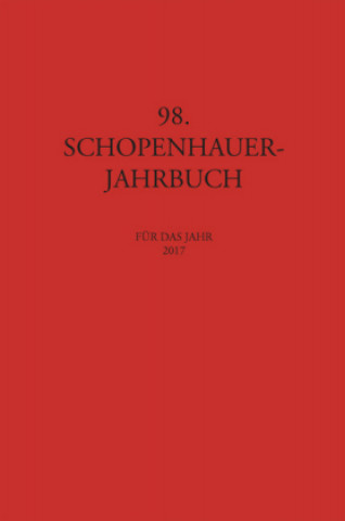 Schopenhauer Jahrbuch 98