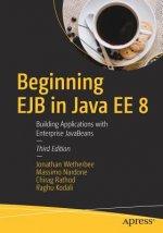 Beginning EJB in Java EE 8