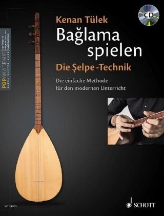 Baglama spielen. Bd.1