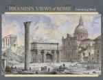 Piranesi'S Views of Rome Colouring Book