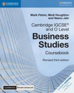 Cambridge IGCSE (R) and O Level Business Studies Revised Coursebook with Cambridge Elevate Enhanced Edition (2 Years)