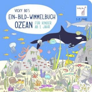 Vicky Bos Ein-Bild-Wimmelbuch - Ozean