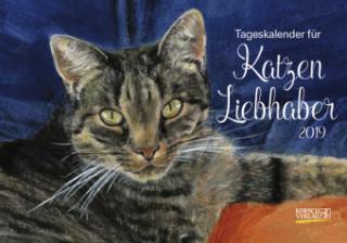 Tageskalender für Katzenliebhaber 2019