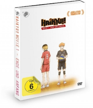 Haikyu!! Movie 1 - The End and the Beginning