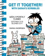 Sarah's Scribbles 2017-2019 16-Month Weekly / Monthly Planner