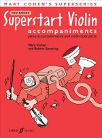 Superstart Violin Accompaniments