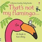 That's not my flamingo...